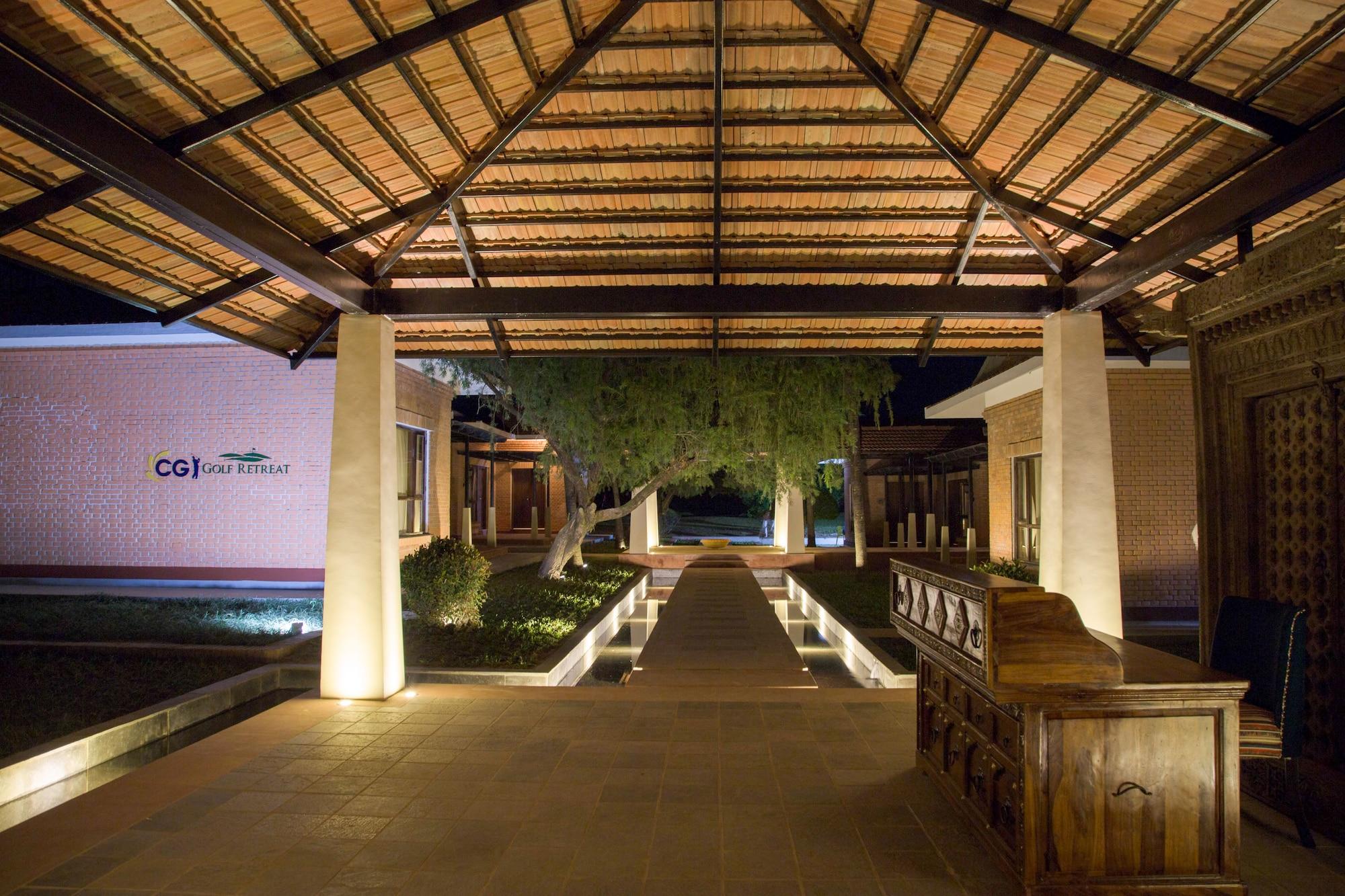 CG Retreat, Lumbini