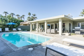 Upscale Palm Springs Corner Lot Home by RedAwning