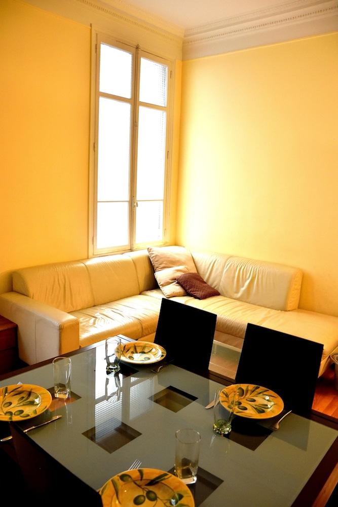 Apartment Au Musicien