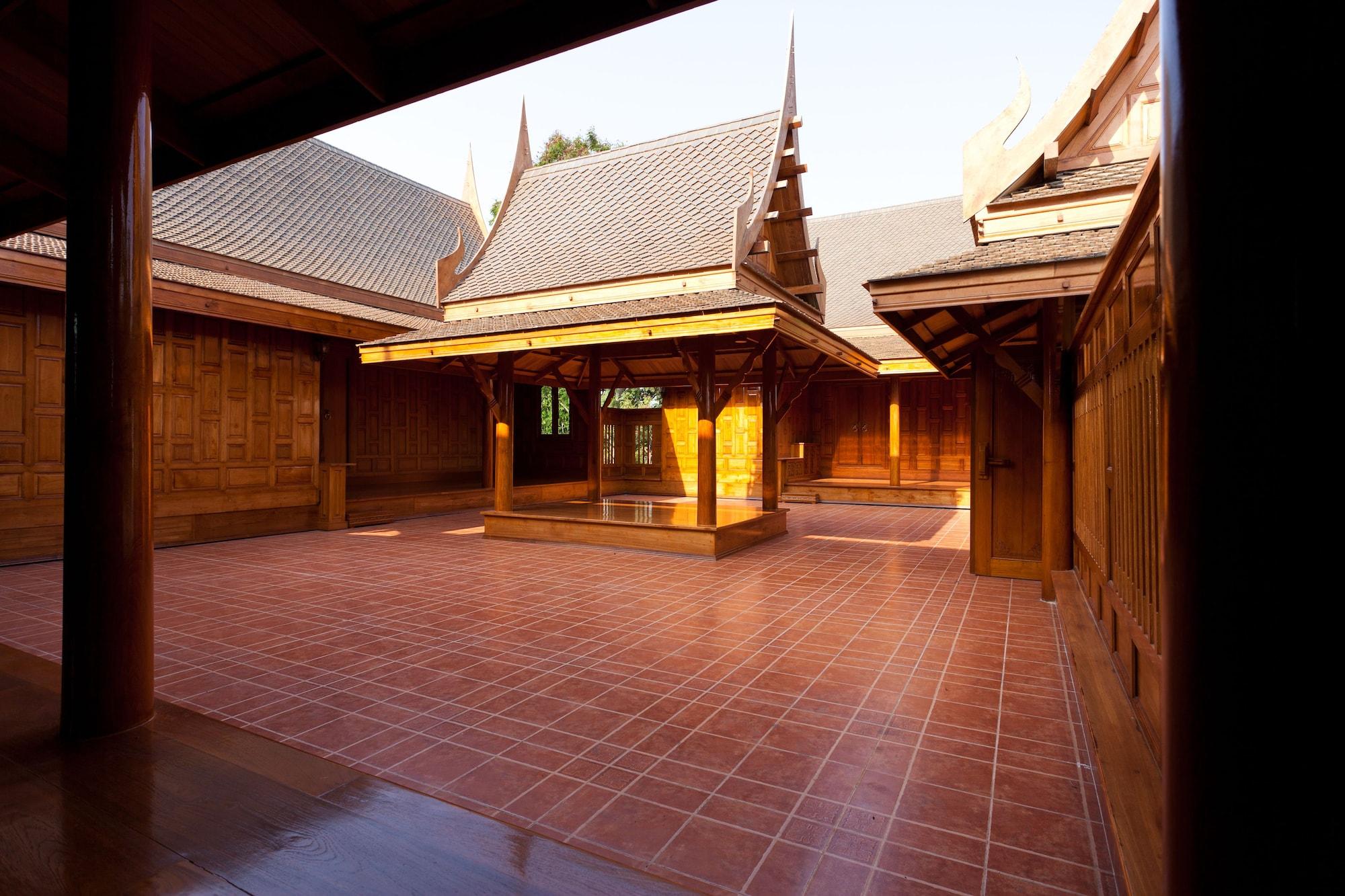 RK Riverside Resort & Spa, Nakhon Chaisi