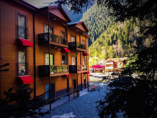Mego Suite Otel, Çaykara