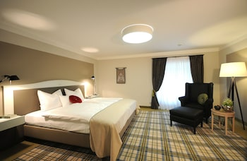 Deluxe Double Room, 1 Double Bed, Park View