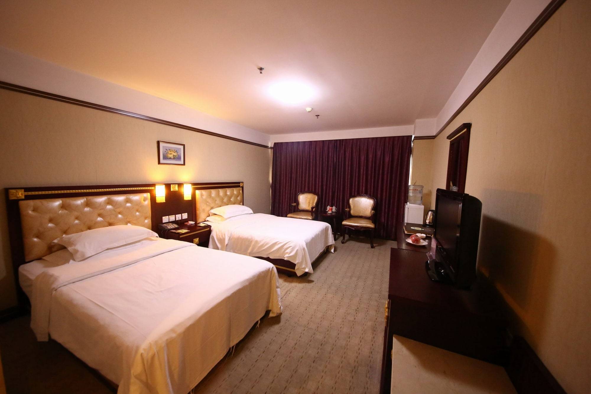 Yantai Asia Hotel, Yantai
