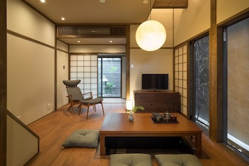 ICHIE-AN MACHIYA RESIDENCE INN Living Area