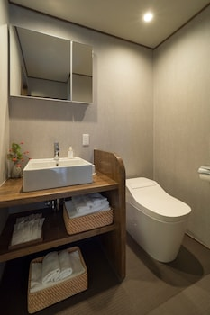 ICHIE-AN MACHIYA RESIDENCE INN Bathroom