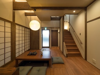 ICHIE-AN MACHIYA RESIDENCE INN Living Area