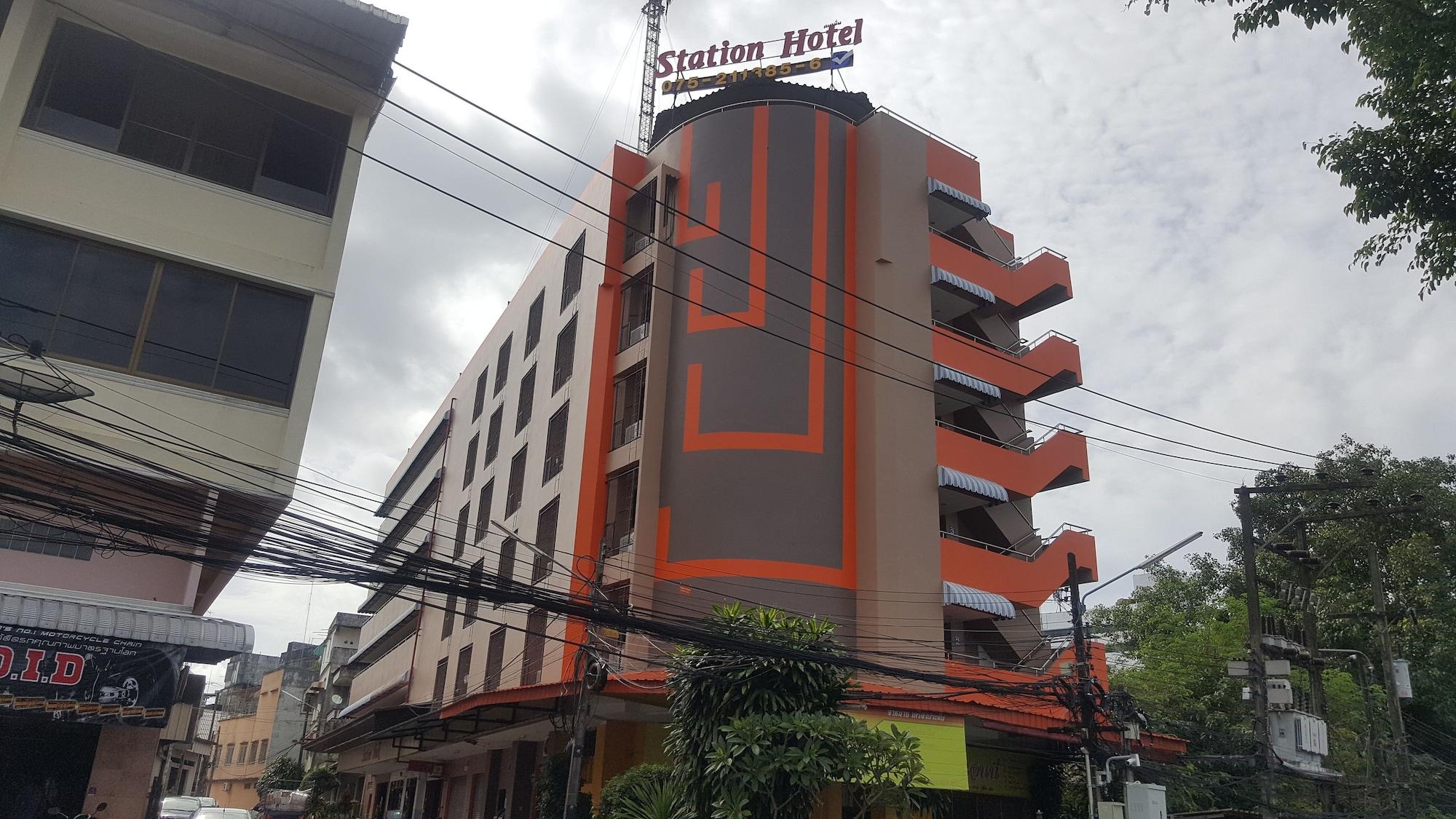Station Hotel, Muang Trang