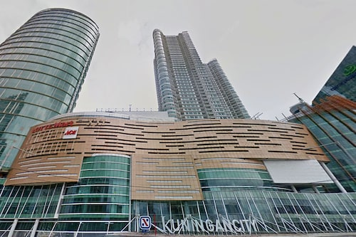 The Condotel at Kuningan City Apartment, Jakarta Selatan