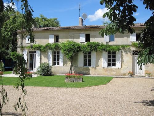 Vine House, Gironde