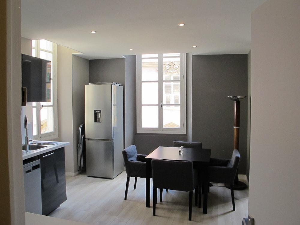 Appartements Nice Centre Carré d'Or