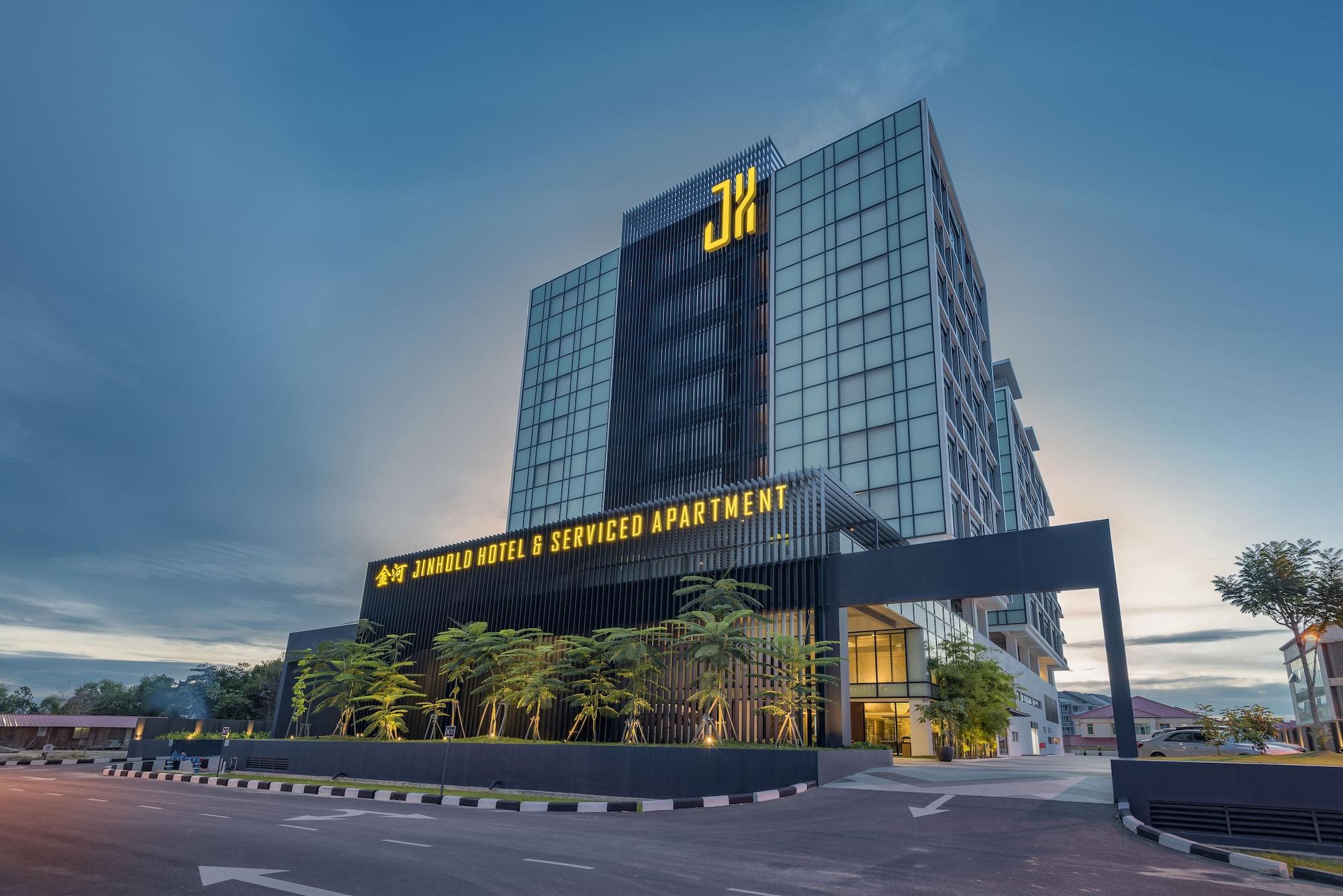 JINHOLD HOTEL & SERVICED APARTMENT MIRI, Miri