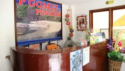 P Gomez Pension