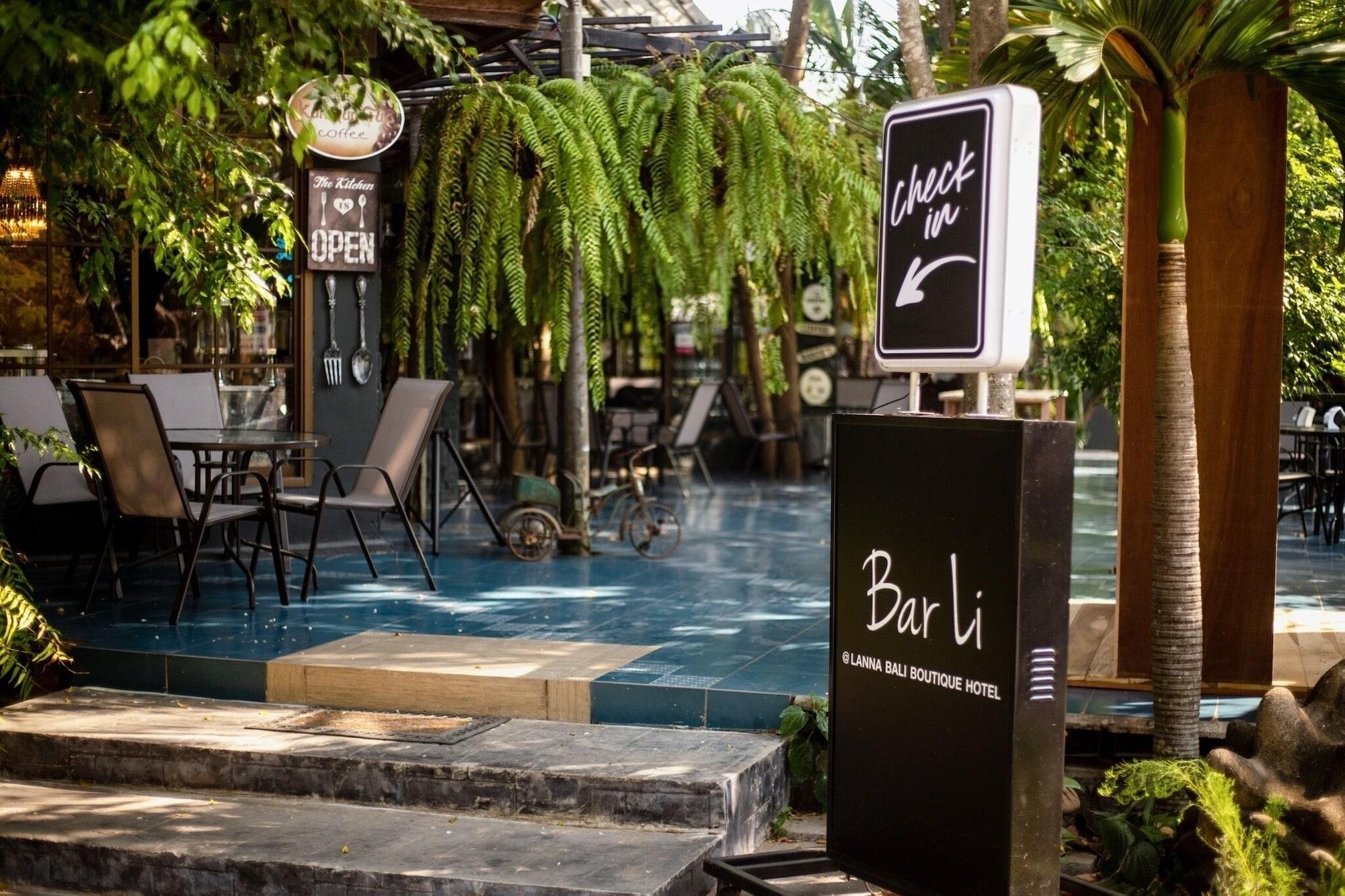 Barli@Lanna Bali Boutique Hotel, Muang Phichit