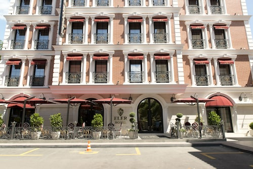 Eler Hotel, Tiranës