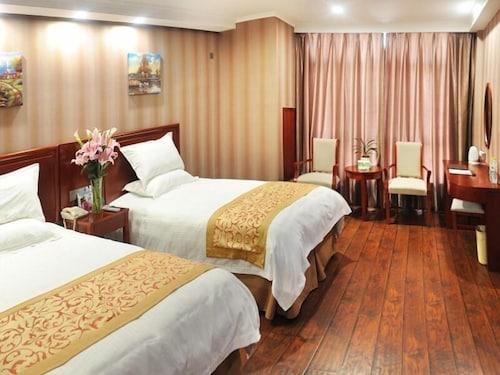 GreenTree Inn Changzhou Chunqiuyancheng Hutang Textile City Hotel, Changzhou