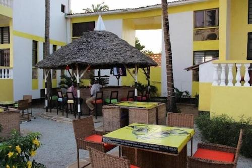Ocean View Nyali Boutique Hotel, Nyali