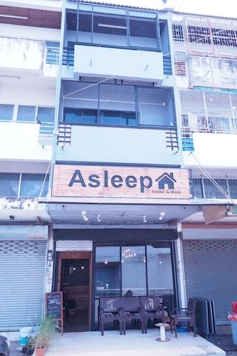 Asleep Hostel, Muang Kanchanaburi