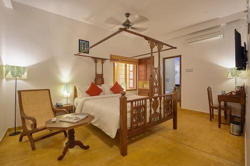 Hotel Villa Krish, Puducherry