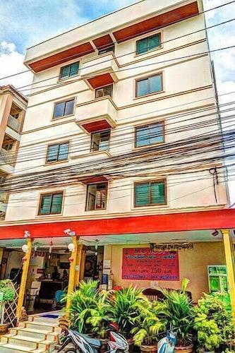 MD Rose Apartment, Bang Kapi