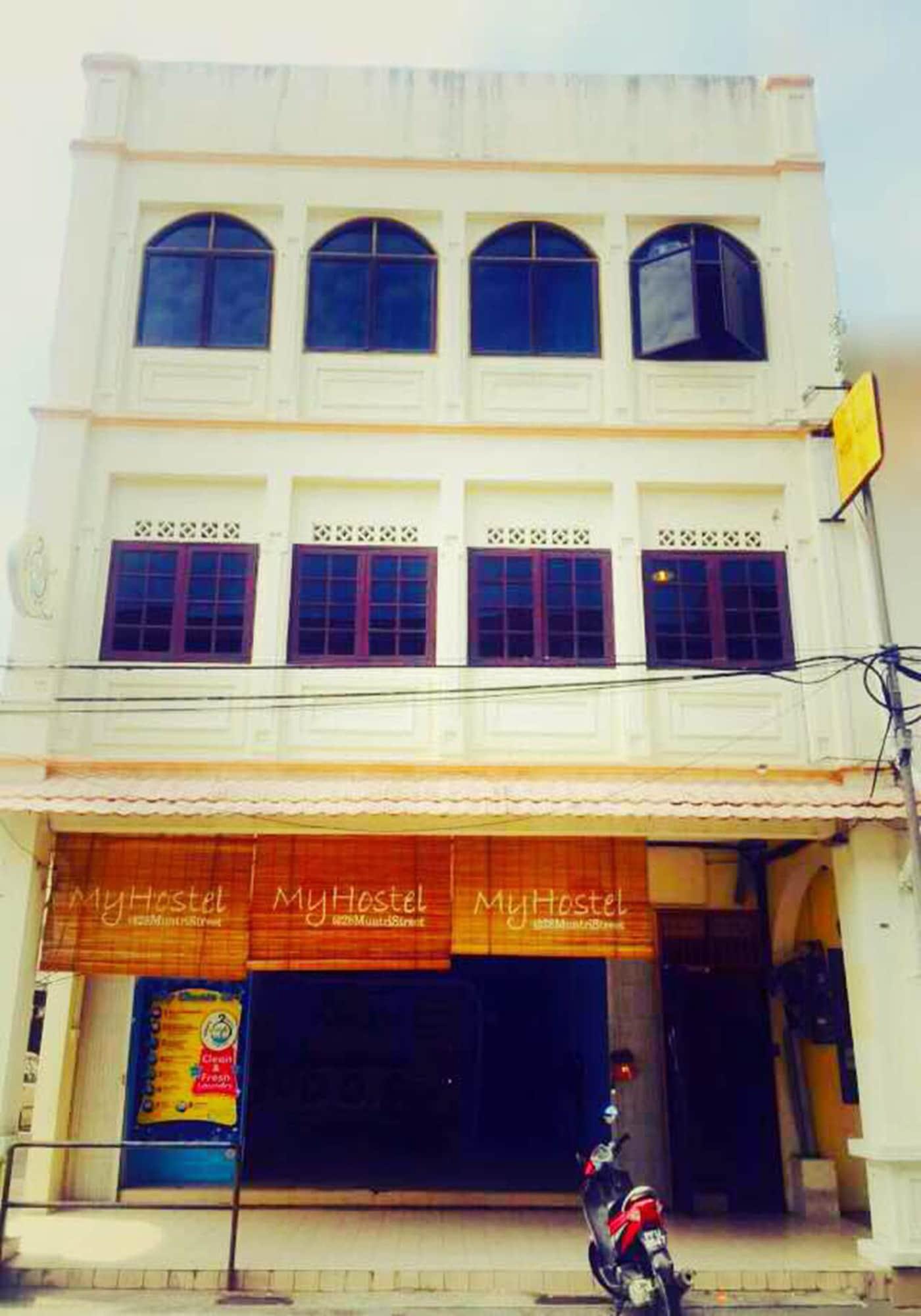 My Hostel Muntri, Pulau Penang