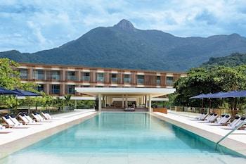法薩諾安格拉杜斯雷斯飯店 Hotel Fasano Angra dos Reis