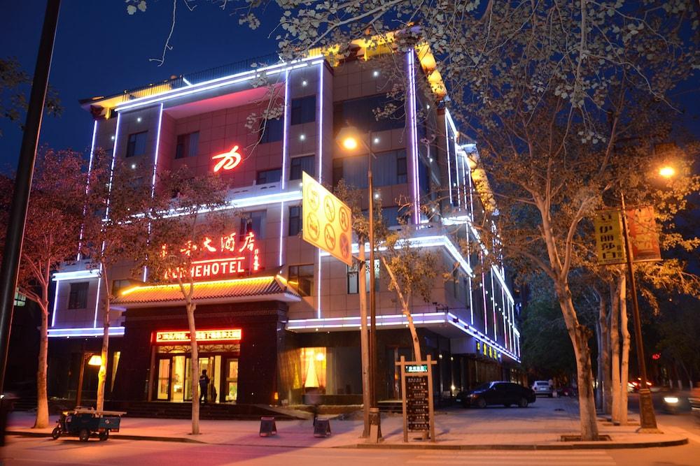 敦煌ドゥンフー ホテル (敦煌敦和大酒店)