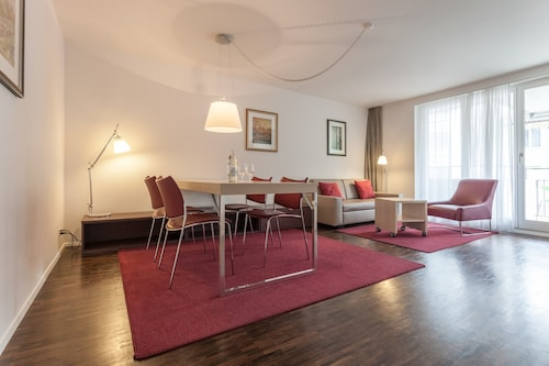 EMA House Serviced Apartments Seefeld, Zürich