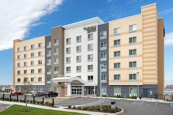 Hotel - Fairfield Inn & Suites by Marriott North Bergen