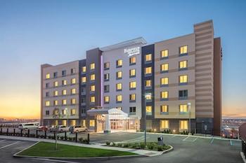 Exterior at Fairfield Inn & Suites by Marriott North Bergen in North Bergen
