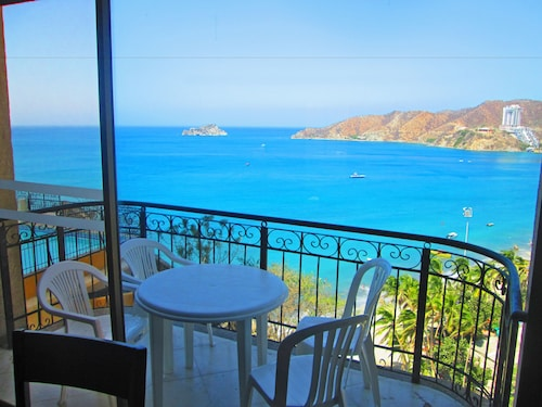 Apartamentos Suiteline Plus – Frente al Mar, Santa Marta (Dist. Esp.)