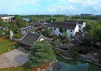 蘇洲同裡湖大飯店