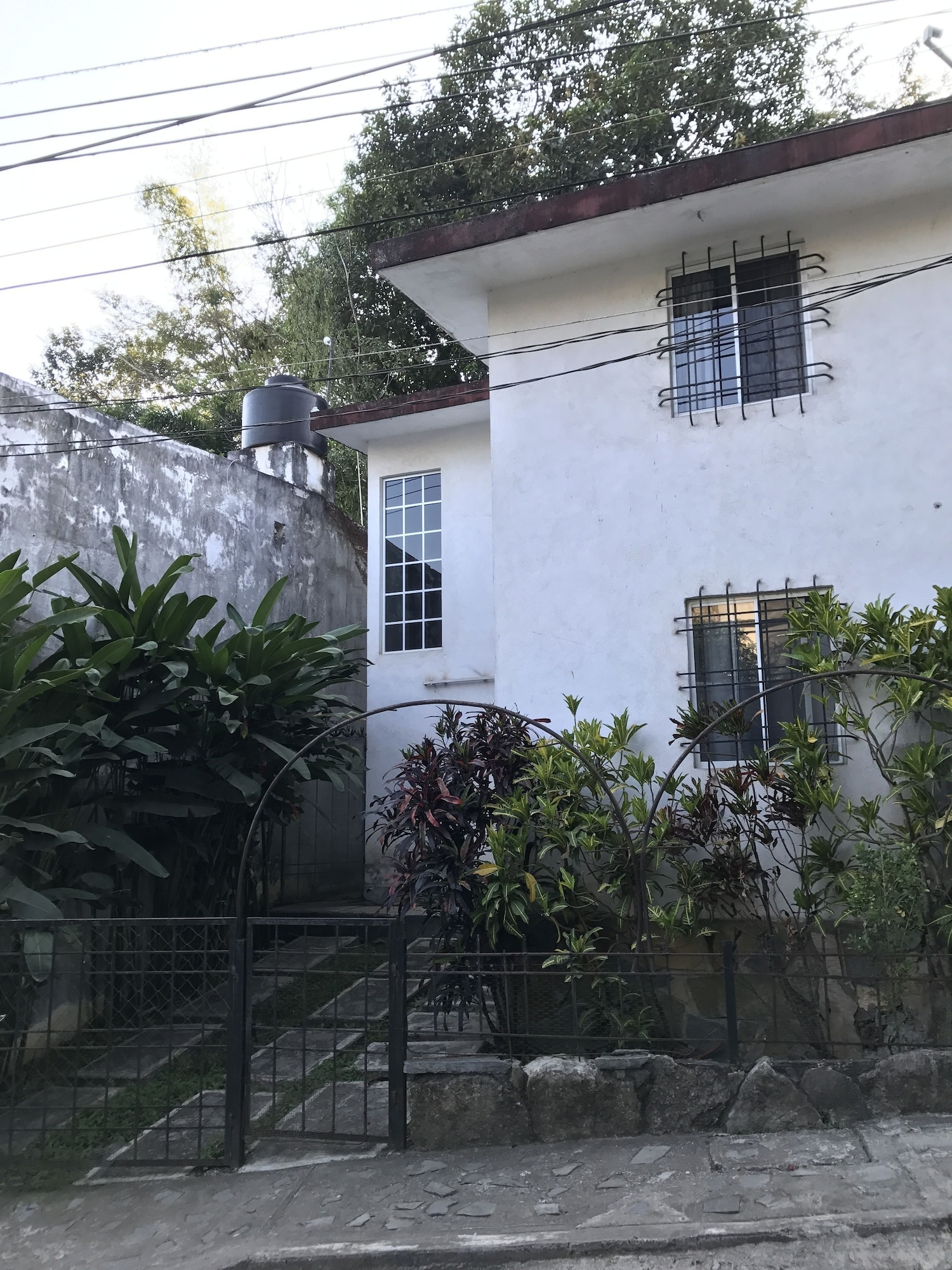 Casa Leonora, Xilitla