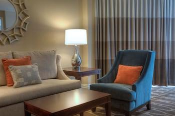Suite, 1 Bedroom, Executive Level
