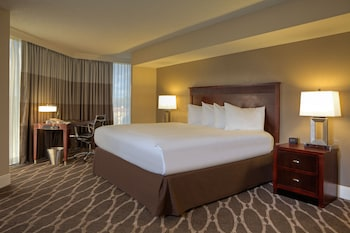 Room, 1 King Bed, Executive Level