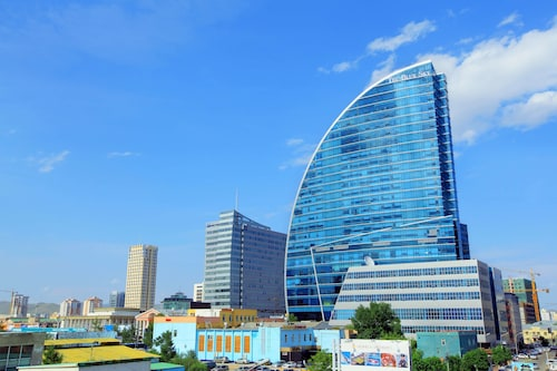 . Blue Sky Hotel & Tower