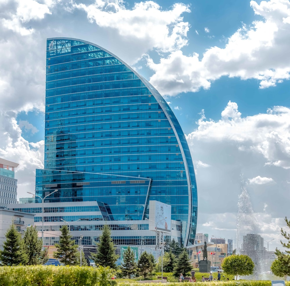 蓝天大厦酒店