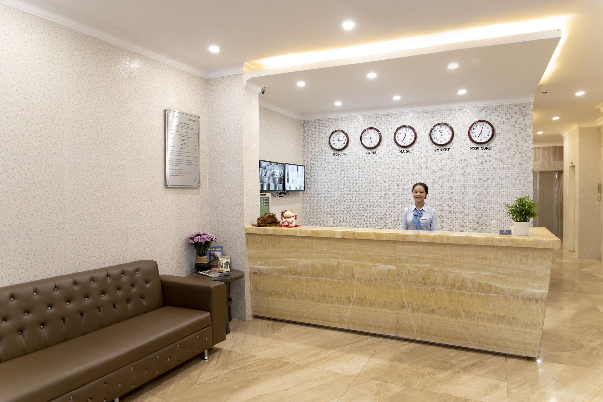 Seven Seas Hotel and Apartment, Nha Trang