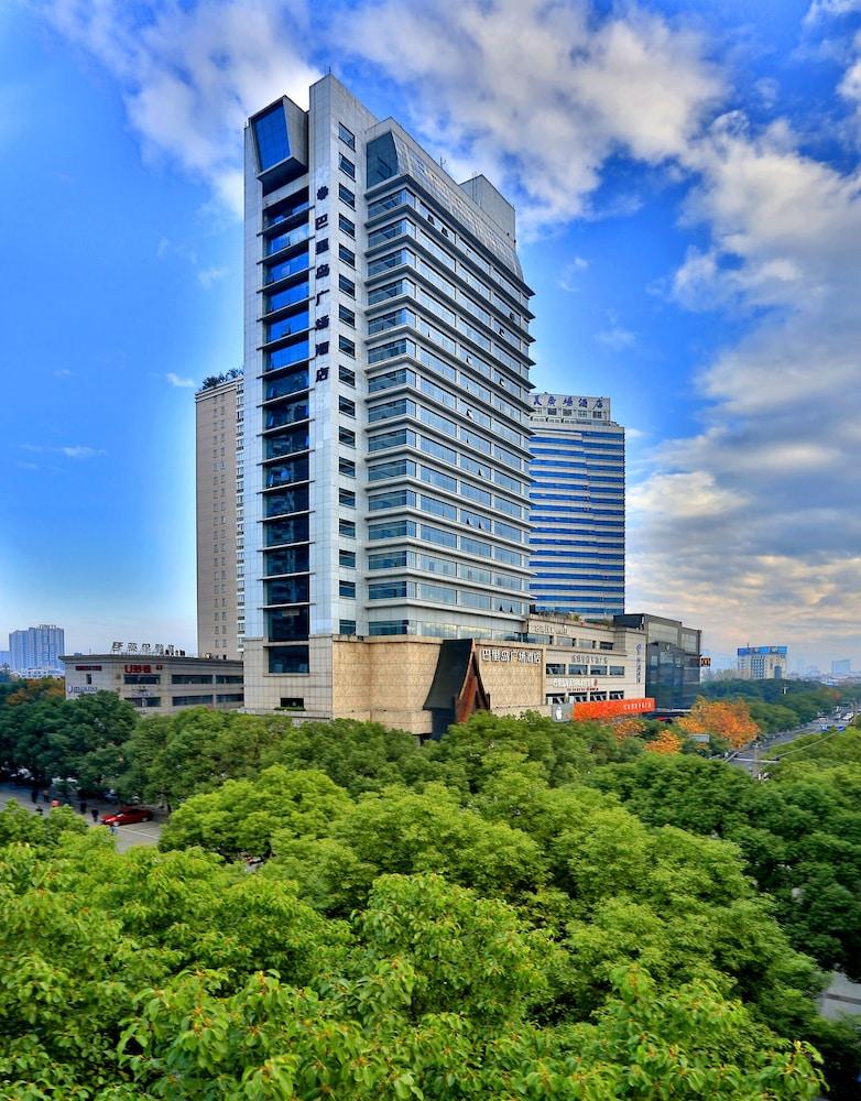 義烏バリ プラザ ホテル (义乌巴里岛广场酒店)