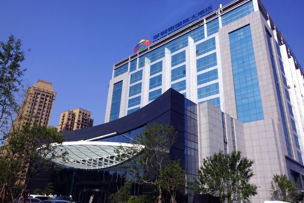 煙台メイヤー インターナショナル アパートメント ホテル (烟台美亚国际公寓)