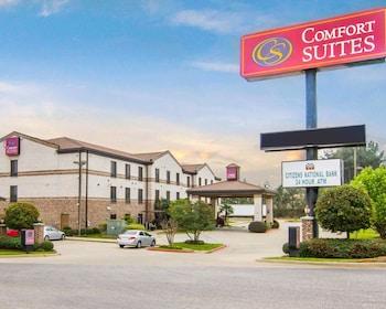 Hotel - Comfort Suites Marshall