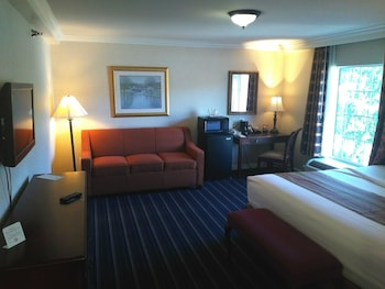Superior Room, 1 King Bed with Sofa bed