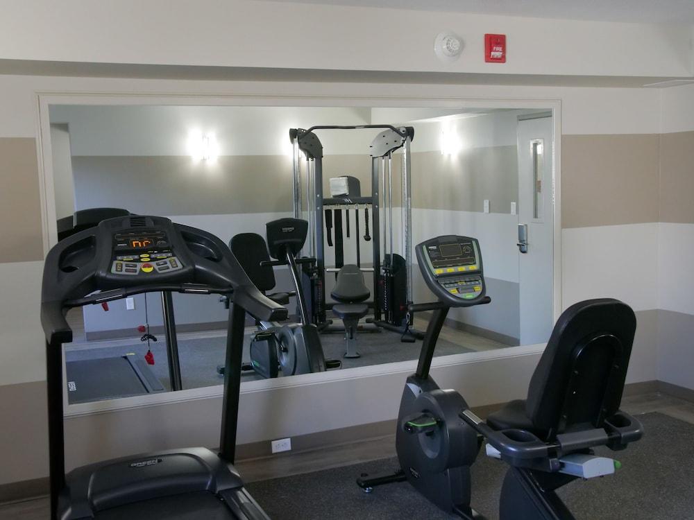 윈게이트 바이 윈덤 루이빌 페어 앤드 엑스포(Wingate by Wyndham Louisville Fair and Expo) Hotel Image 49 - Gym