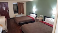 Room, 2 Double Beds, Smoking