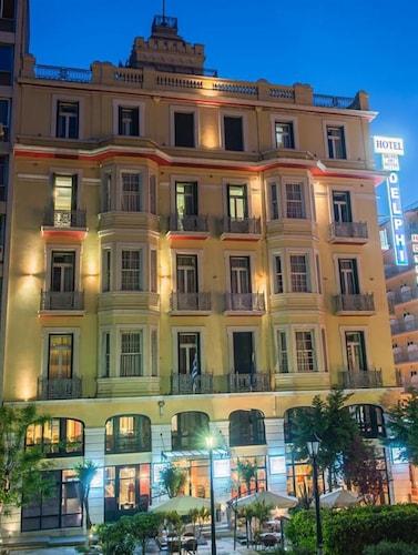 Ateny - Delphi Art Hotel - z Krakowa, 26 marca 2021, 3 noce