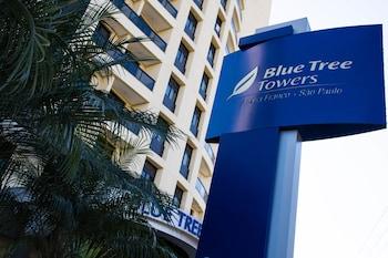 聖保羅佛朗哥藍樹塔飯店 - 塔圖阿佩 Blue Tree Towers Anália Franco - Tatuapé