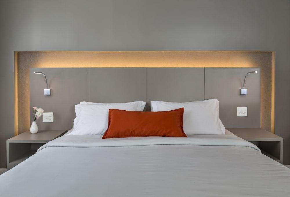 인터시티 이비라푸에라(Intercity Ibirapuera) Hotel Image 36 - Guestroom