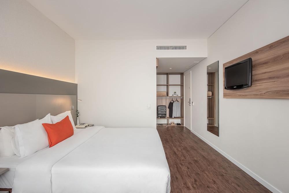 인터시티 이비라푸에라(Intercity Ibirapuera) Hotel Image 25 - Guestroom