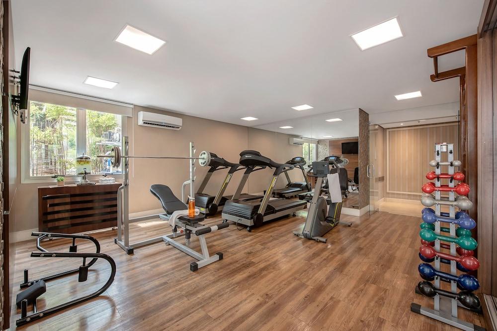 인터시티 이비라푸에라(Intercity Ibirapuera) Hotel Image 39 - Fitness Facility