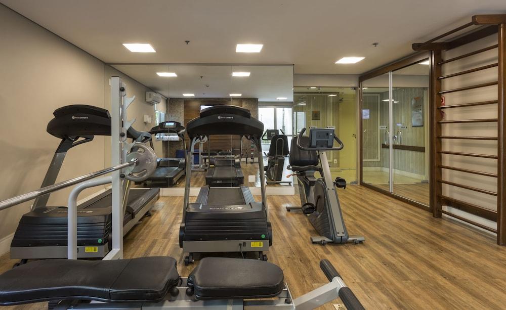 인터시티 이비라푸에라(Intercity Ibirapuera) Hotel Image 43 - Fitness Studio