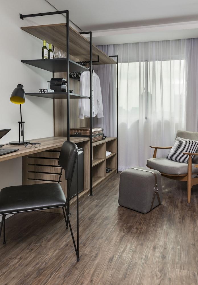 인터시티 이비라푸에라(Intercity Ibirapuera) Hotel Image 7 - Guestroom